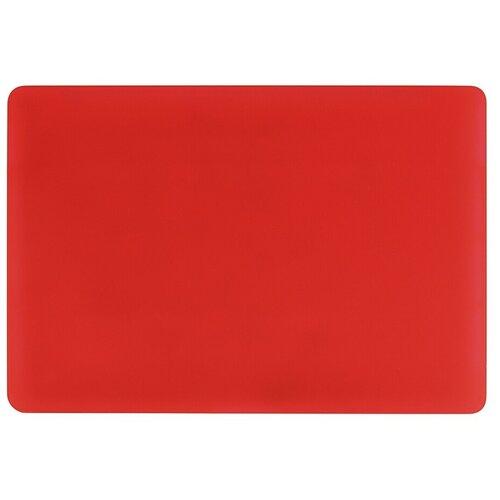 Аксессуар Чехол Gurdini для APPLE Macbook Pro 16 New 2019 Plastic Matt Red 912523 чехол gurdini для macbook air 11 plastic matt gold 220176