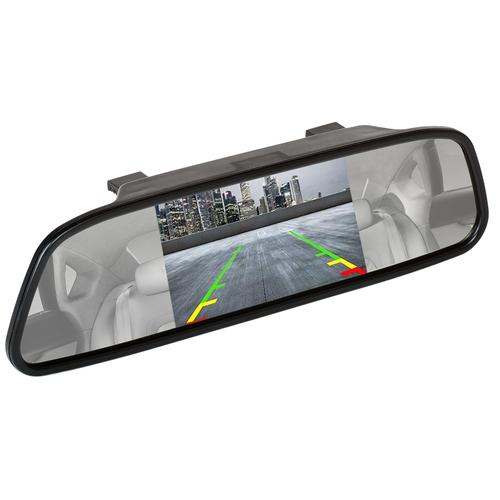 Автомобильный монитор Blackview MM-430 черный