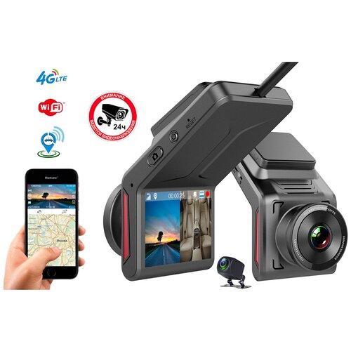 Автомобильный видеорегистратор Blackview ULTIMA ver.A WiFi, GPS,4G LTE - удаленный мониторинг с любой точки мира 24 часа в сутки