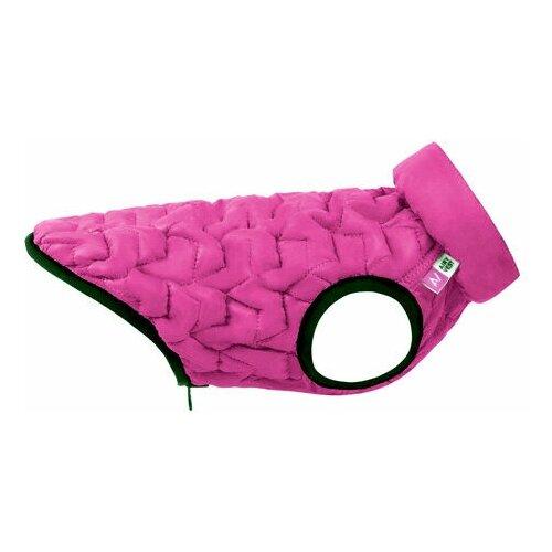 Куртка для собак Collar AiryVest UNI двусторонняя розово-черная (M43)