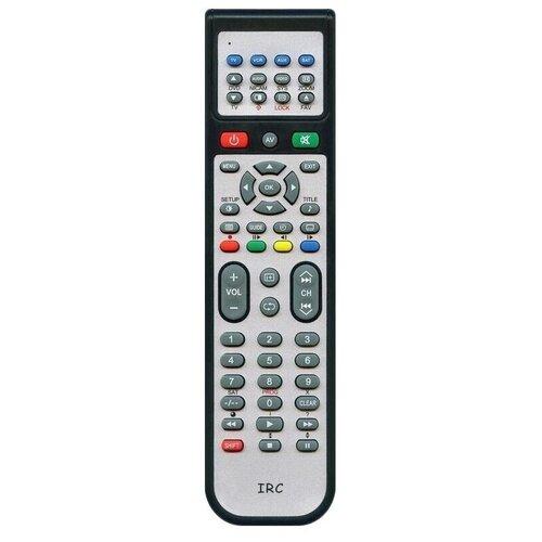 Фото - Пульт ДУ универсальный IRC BBK 78F TV, AUX универсальный пульт ду perfeo 4 в 1 pf_b4094