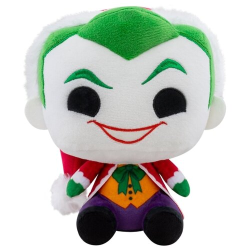 Мягкая игрушка Funko POP: DC Comics Holiday – Santa Joker