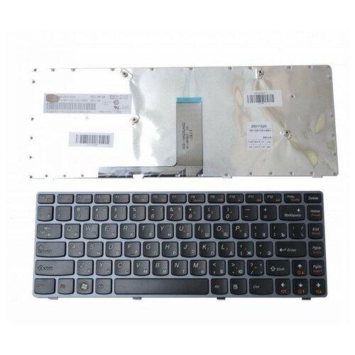 Клавиатура для ноутбука Lenovo IdeaPad V370 (25201230, NSK-B6AS)