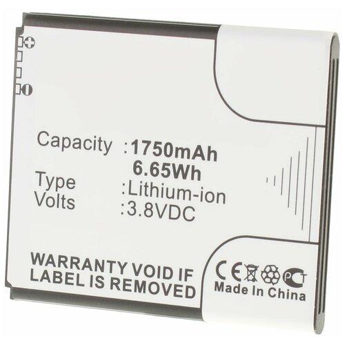 Аккумулятор iBatt iB-U3-M553 1750mAh для Huawei Ascend Y511-U00, Ascend Y516, Ascend Y300 (Huawei U8833), Ascend G350-U00,