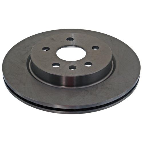 FEBI BILSTEIN 39373 (0569062 / 0569128 / 13501303) диск тормозной задний Opel (Опель) insignia 1.6-2.8i / 2.0cdti 08>