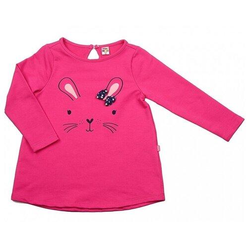 Купить Платье-боди Mini Maxi размер 92, малина, Платья и юбки
