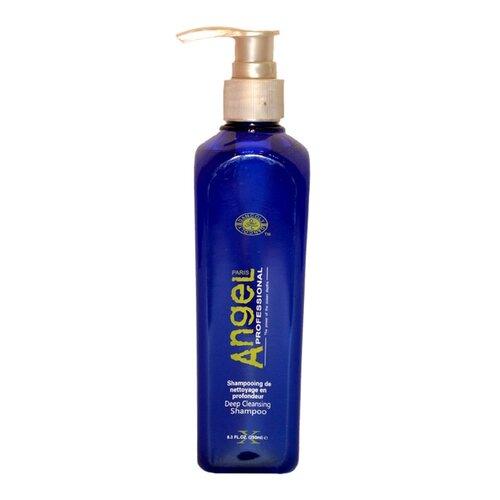 Фото - Angel Professional Шампунь для глубокого очищения Deep Cleansing Shampoo, 250 мл nexprof шампунь пилинг professional classic сare cleansing relax для очищения и релакса волос 250 мл