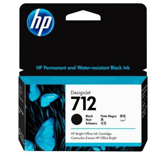 Фото - Картридж струйный HP 712 3ED70A чер. для DJ Т230/630 картридж струйный hp 712 3ed77a голубой x3упак 29мл для hp dj т230 630