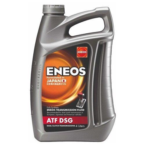 Трансмиссионное масло ENEOS ATF DSG 4л
