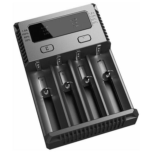 Фото - Зарядное устройство Nitecore NEW i4 зарядное устройство nitecore new i4 15364