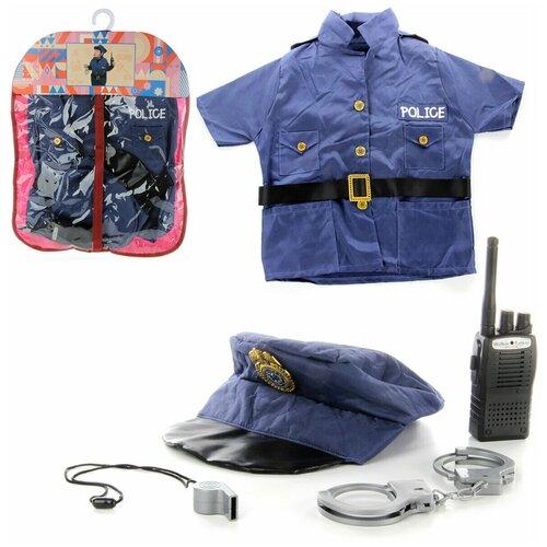 Фото - Набор полицейского Veld co 105619 игрушечное оружие veld co набор полицейского 82550