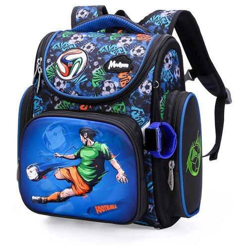 Ортопедический ранец / рюкзак сумка Maksimm / школьная сумка / портфель
