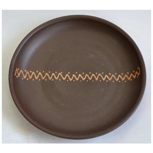миска для вторых блюд борисовская керамика cтандарт диаметр 18 см Миска для вторых блюд Борисовская керамика Чугун 18см