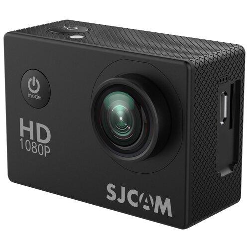 Фото - Экшн-камера SJCAM SJ4000 черный экшн камера sony hdr as50r черный