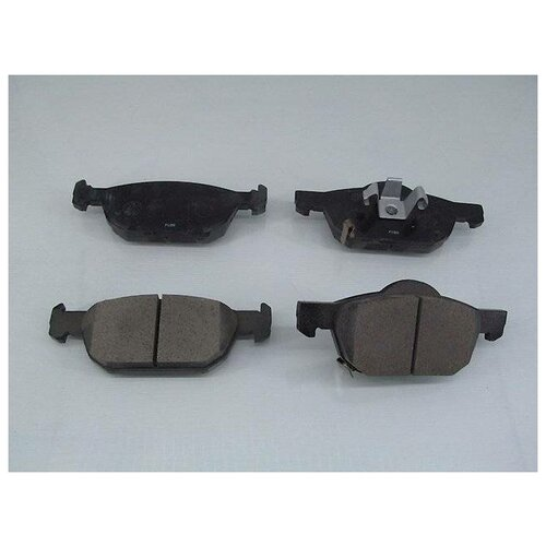 Колодки передние honda accord 08> 2,0 D5165M (MK KASHIYAMA)