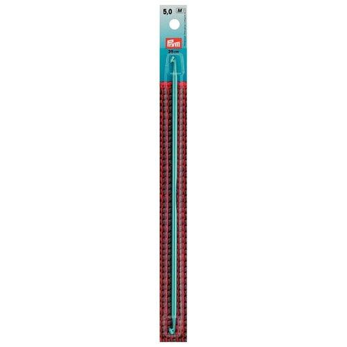 Купить Крючок Prym тунисский 195286 диаметр 5 мм, длина 25 см, бирюзовый, Крючки