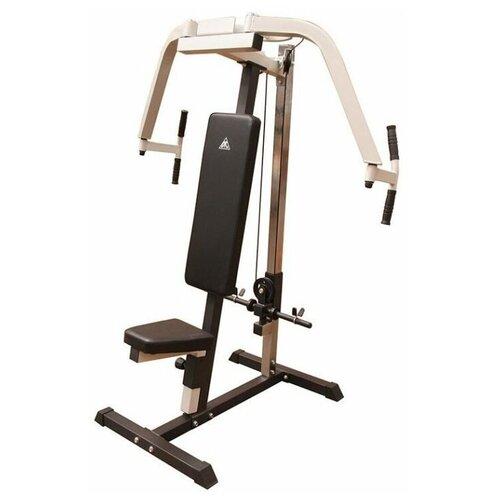 Фото - Тренажер со свободными весами DFC HM045 серый джордж райан анатомия тренировок со свободными отягощениями