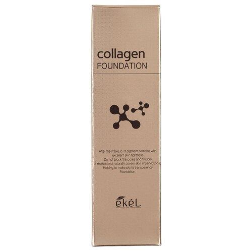 Ekel Тональный крем Collagen Foundation, 50 мл, оттенок: #23 Natural Beige