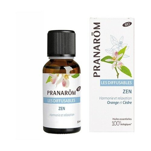 Pranarom дзен (ZEN) смесь для аромадиффузора
