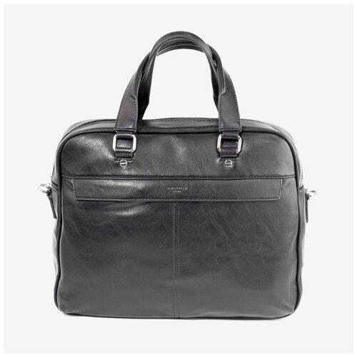 Мужская сумка-портфель David Jones 696605 black