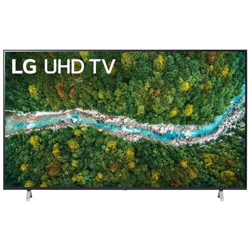 """Телевизор LG 75UP77506LA 74.5"""" (2021) черный"""