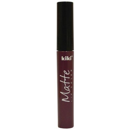 Купить Kiki Жидкая помада для губ Matte lip color, оттенок 207