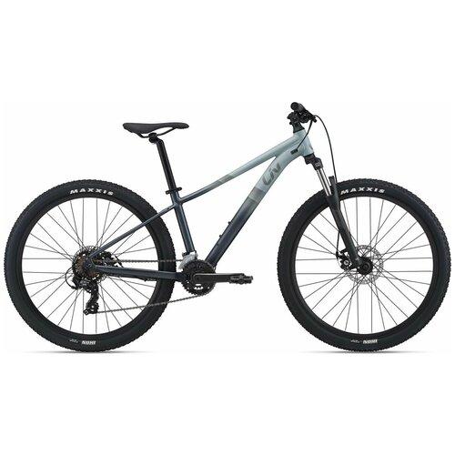 Велосипед GIANT Tempt 27.5 4 (2021) S / серый S ростовка