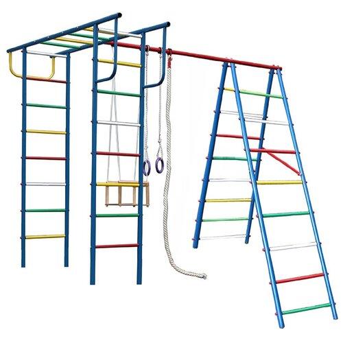 Детский спортивный комплекс уличный «Вертикаль» А+П