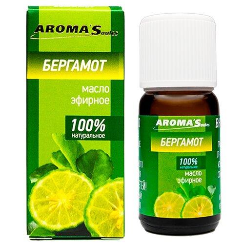 AROMA'Saules эфирное масло Бергамот, 10 мл