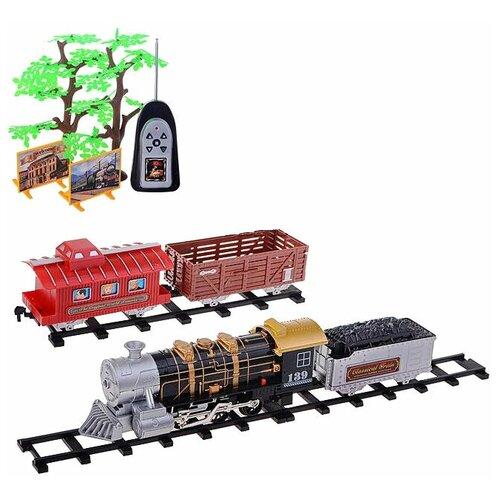 Play Smart Стартовый набор Мой первый поезд, 0662
