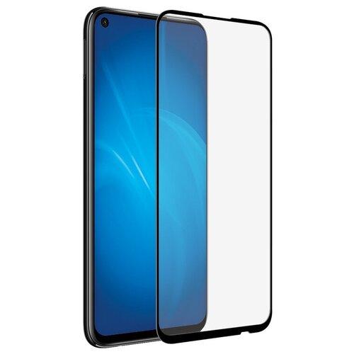 Защитный экран Red Line для Huawei P40 Lite Full Screen 3D Tempered Glass Black УТ000020709