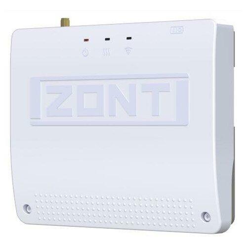 Отопительный GSM / Wi-Fi контроллер для электрических и газовых котлов ZONT Smart 2.0