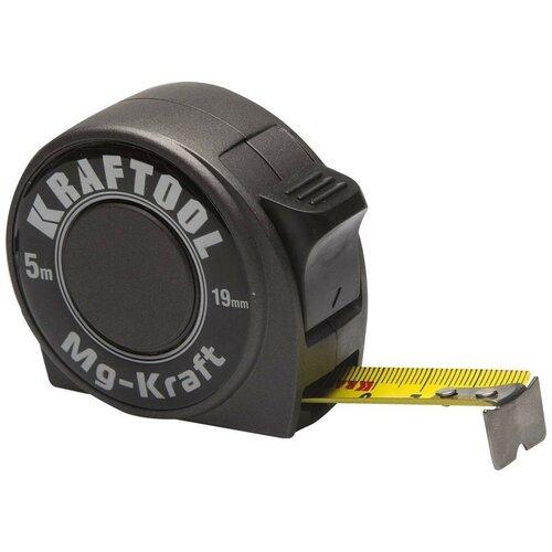 Фото - Измерительная рулетка Kraftool MG-Kraft 34129-05-19 19 мм x 5 м kraftool uni kraft 2326 s