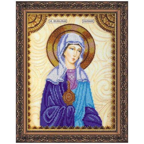 Купить Набор для вышивания бисером АБРИС АРТ AА-129 Св.Соломия, ABRIS ART, Наборы для вышивания