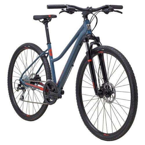 Горный велосипед MARIN San Anselmo DS2 700C U (2021)(19 / серый/19) marin