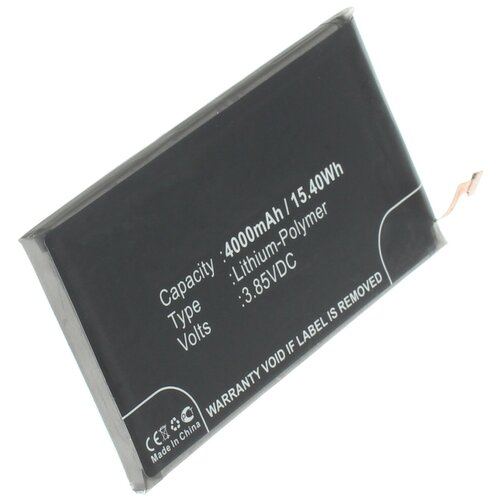 Аккумуляторная батарея iBatt 4000mAh для Samsung Galaxy S10+, Galaxy S10 Plus, SM-G975F/DS, SM-G975U, SM-G975U1, SM-G975W, SM-G9750/DS, SM-G9758/DS