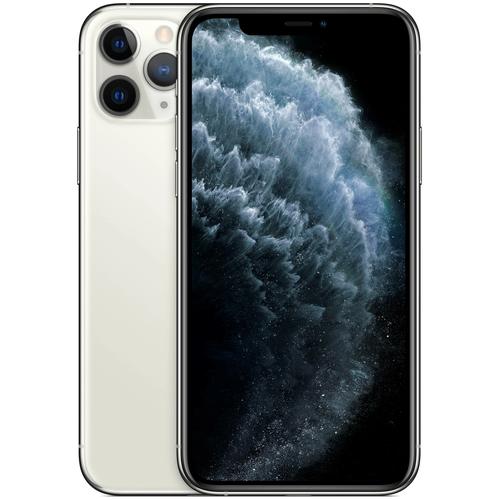 Смартфон Apple iPhone 11 Pro Max 512GB 512 ГБ RU, серебристый