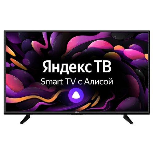 Фото - Телевизор BBK 39LEX-7289/TS2C 39 (2020) на платформе Яндекс.ТВ, черный телевизор bbk 39lex 7289 ts2c 39 2020 на платформе яндекс тв черный