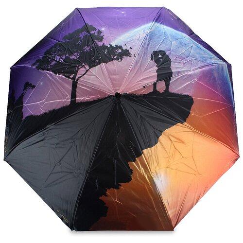 Зонт трость «Наоборот» 217 Orange