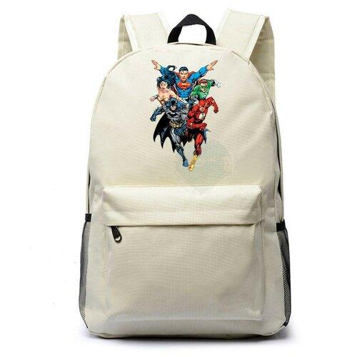 Рюкзак DC белый №2
