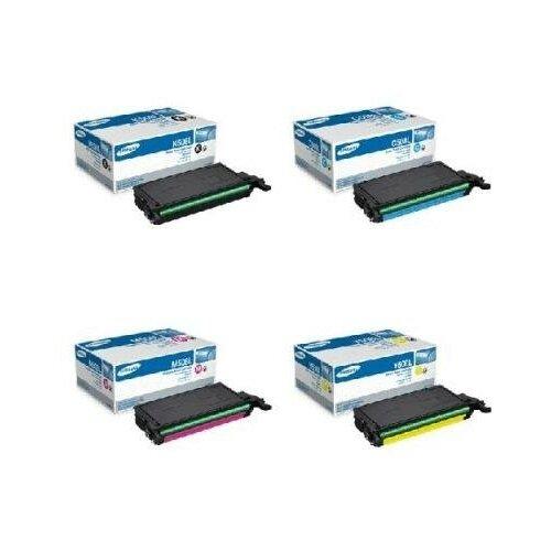 Фото - HP SU535A-SU325A-SU058A-SU191A Картриджи комплектом CLT-Y508L, CLT-M508L, CLT-C508L, CLT-K508L полный набор повышенной емкости (High Cap) CMYK:4K, BK:4K стр. [выгода 3%] для CLP-620ND CLP-620, CLP-670ND CLP-670, CLX-6220FX CLX-6220, CLX-6250 hp m0j98ae m0j94ae m0j90ae m0k02ae картриджи комплектом 991x полный набор повышенной емкости cmyk 16k bk 20k стр [выгода 2