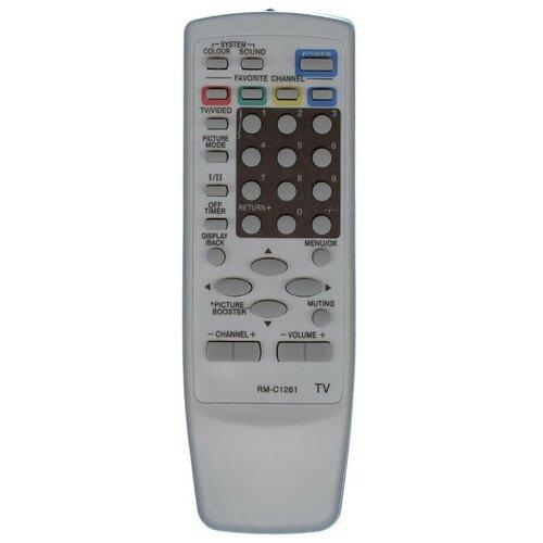 Фото - Пульт ДУ Huayu для JVC RM-C1261 пульт ду для телевизоров jvc rm c1013