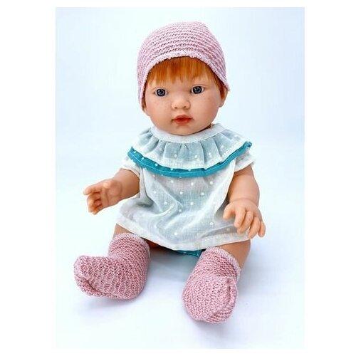 Кукла D'Nenes виниловая 34см LEAN (054030)