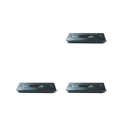 Kyocera TK-410 3 Pack (30370AM010-3PK) Картриджи комплектом черный 3 упаковки [выгода 3%] Black 45К для KM-2020; TASKalfa 1620, 1635, 1650, 2035, 2050 [TK410]