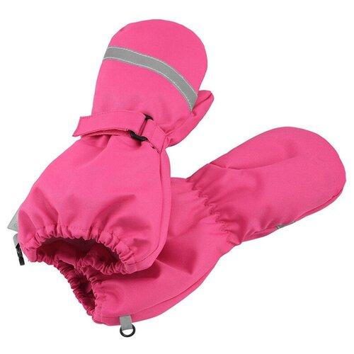 Варежки Rino 727717-4630 Lassie, Размер 3, Цвет 4630-ярко-розовый