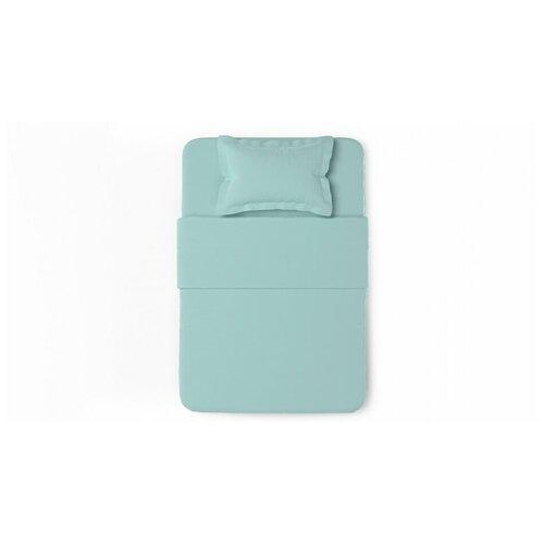Постельное белье Askona Лагуна (односп) постельное белье askona askona цвет тёмно синий 200x220