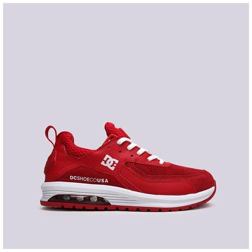Кроссовки DC размер 7.5, красный