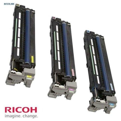 Фото - Ricoh 408035 Фотобарабан оригинальный цветной Drum Unit, CMY Color 60К для SP-C840DN SP-C840, SP-C842DN SP-C842 фотобарабан черный sp 400