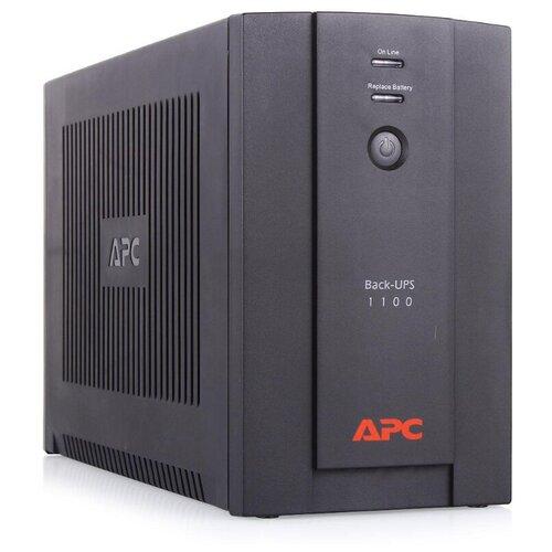Источник бесперебойного питания APC Back-UPS RS 1100VA 660W BX1100CI-RS
