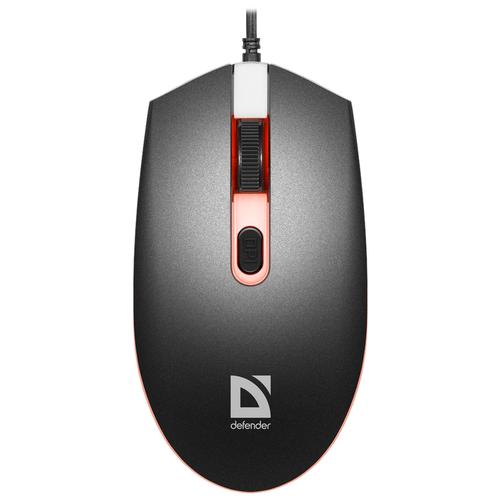 Мышь Defender Dot MB-986, черный